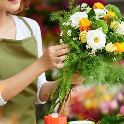 Abonnement fleurs pour entreprises